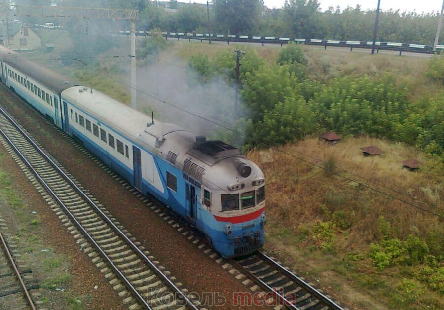 Дизель-поїзд Д1 Ковель